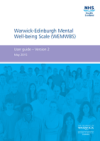 Warwick-Edinburgh Mental Well-being Scale (WEMWBS)